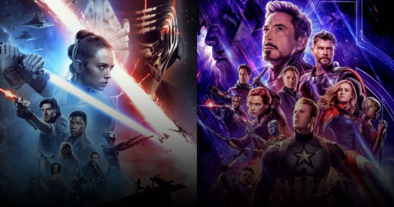 Avengers Endgame Sirvio De Inspiracion Para Star Wars The Rise Of Skywalker Playview