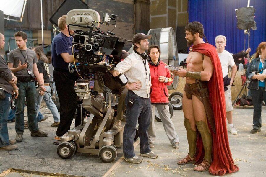 Zack Snyder 300 trilogía Warner Bros.